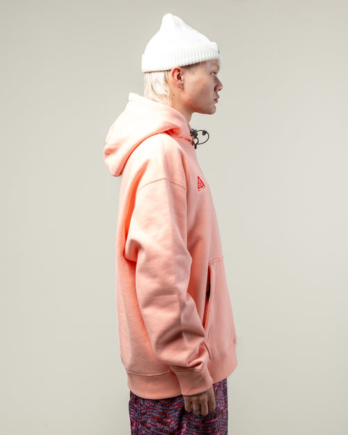 NRG ACG Pullover Hoodie Bleached Coral 2