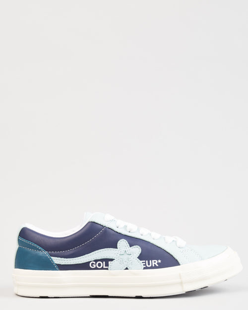 GOLF le FLEUR* OX Barely Blue/Powder Blue 1