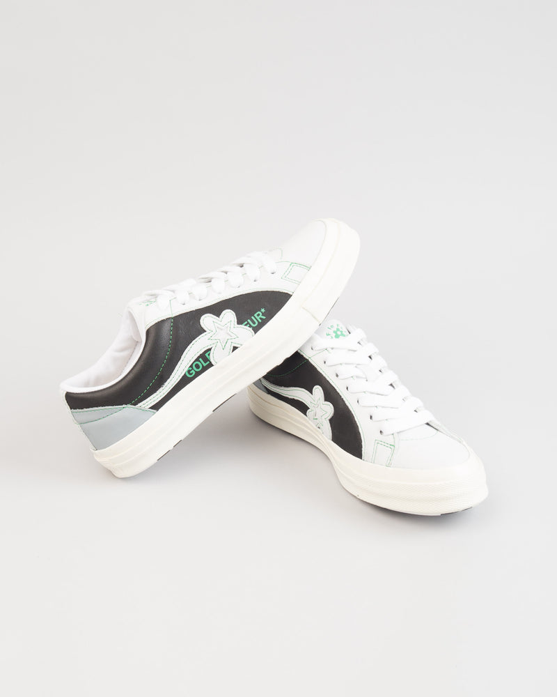 GOLF le FLEUR* OX Barely Blue/Black/Egret