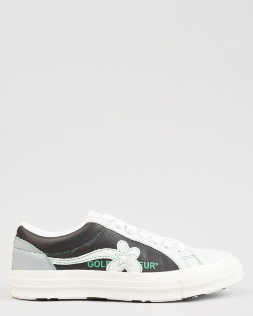 GOLF le FLEUR* OX Barely Blue/Black/Egret 1
