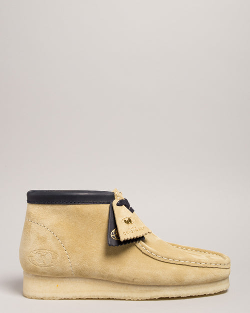Wu-Tang Wallabee Maple Suede 1