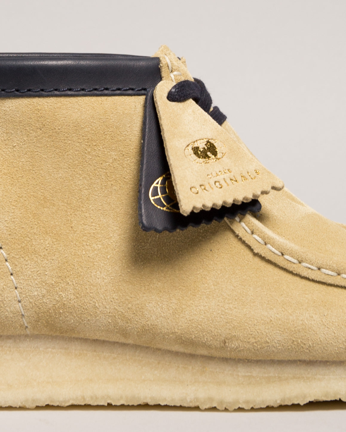 Wu-Tang Wallabee Maple Suede