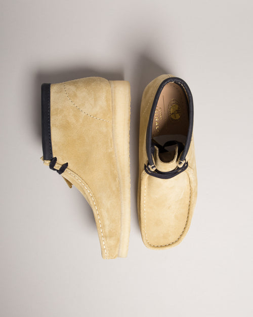 Wu-Tang Wallabee Maple Suede 2