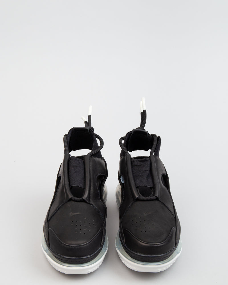 W Air Max FF 720 Black/Black/Metallic Silver
