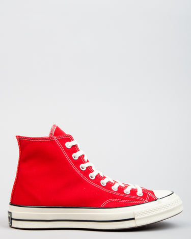 Chuck 70 HI Enamel Red/Egret/Black 1