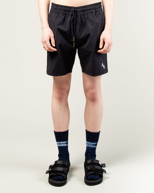 Nylon Shorts Black 1