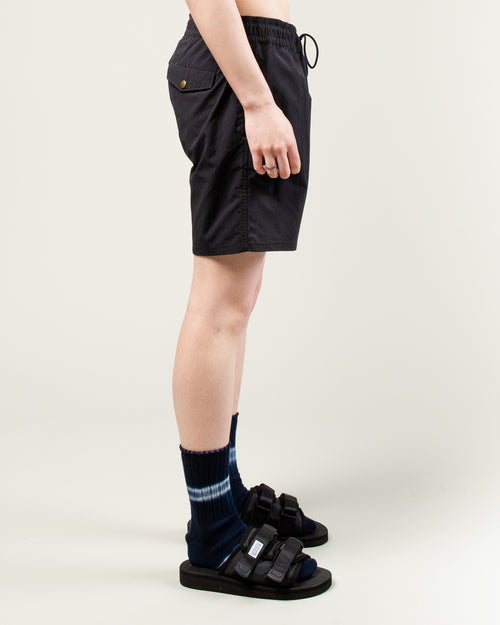 Nylon Shorts Black 2