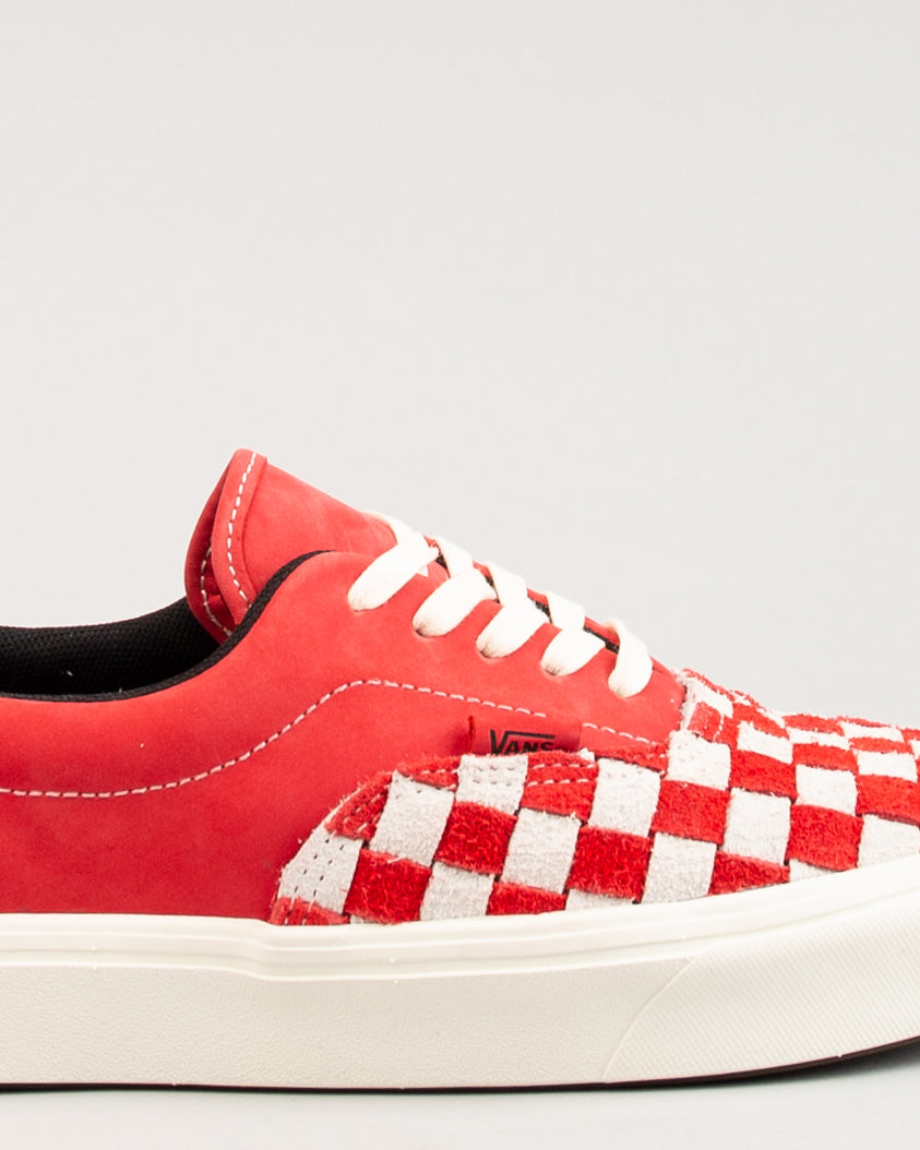 ComfyCush Era LX Racing Red/Marshmallow Checkerboard