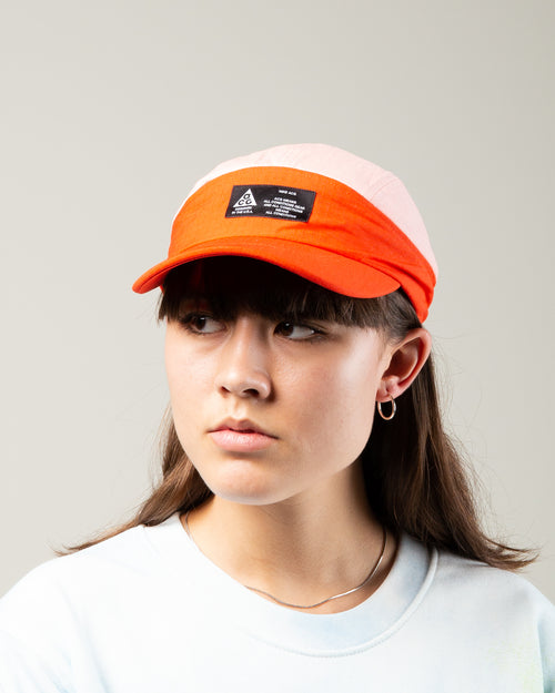NRG ACG Tailwind Visor Cap Habanero Red/Bleached Coral 2