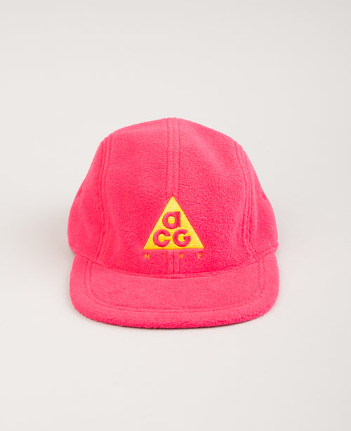 ACG NRG Fleece Cap Rush Pink/Optical Yellow 1