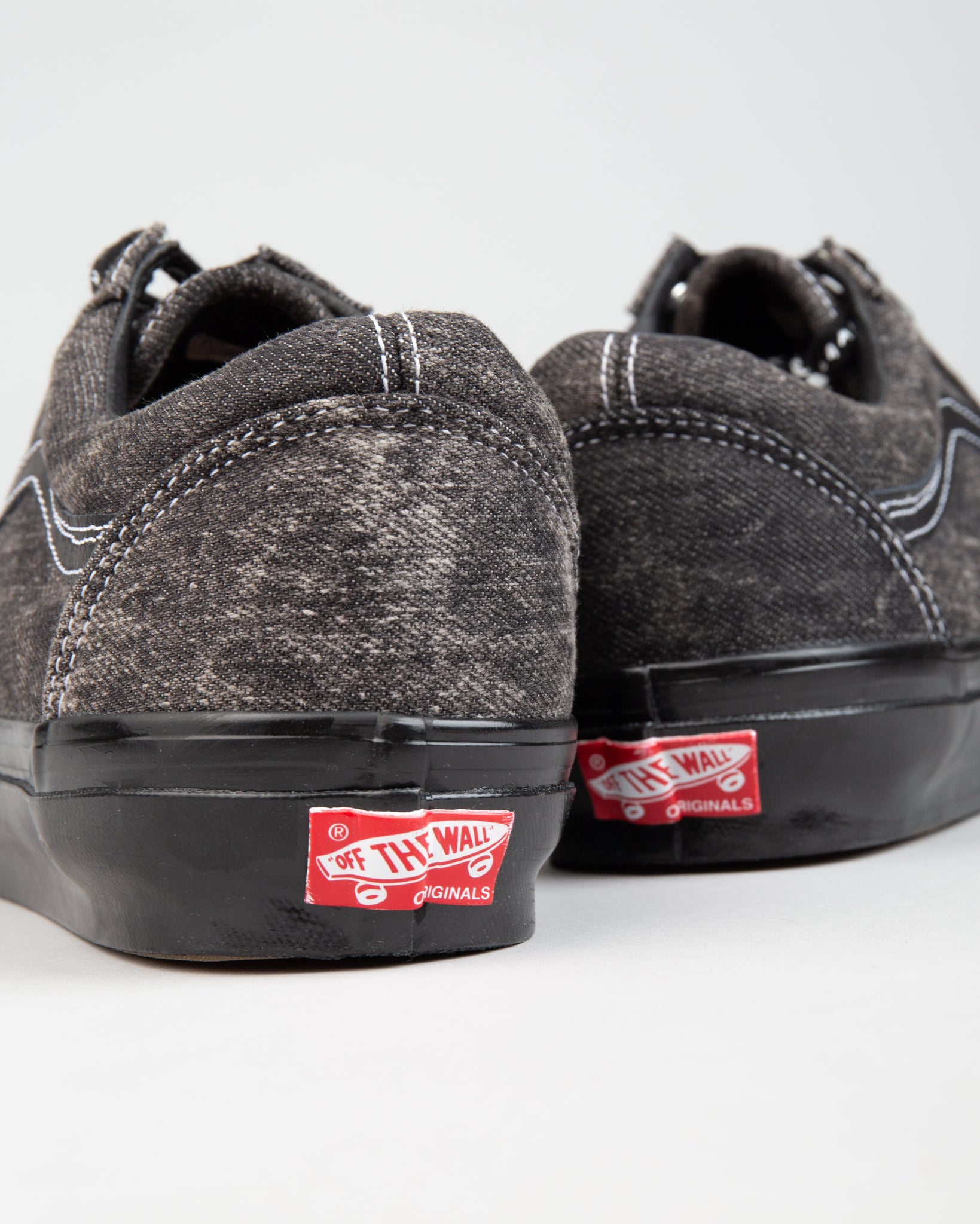 Jim Goldberg OG Old Skool LX Acid Wash Denim
