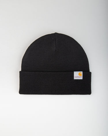 Stratus Hat Low Black 1