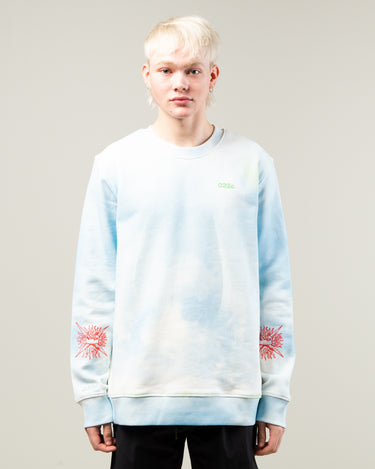 Cosmic Workshop Sweater Blue 1