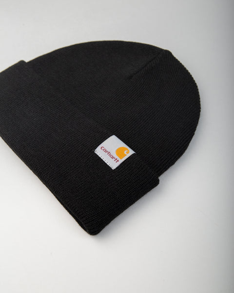 Stratus Hat Low Black