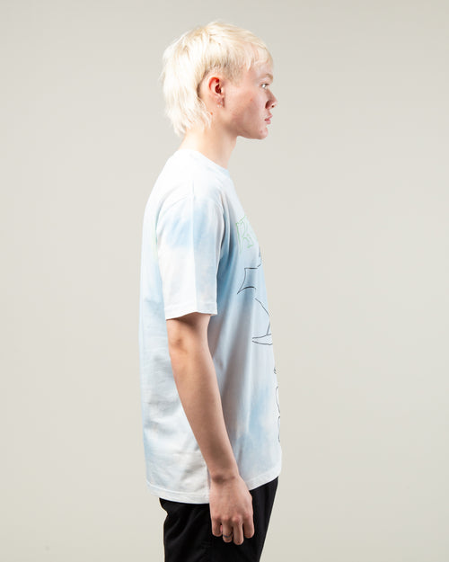 Cosmic Workshop Tee Blue 2