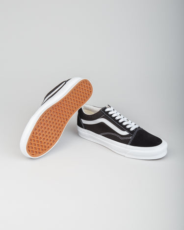 OG Old Skool LX Black/True White 2