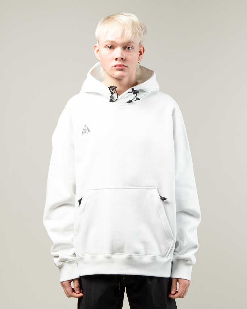 NRG ACG Pullover Hoodie Summit White/Blue Hero