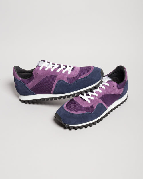 Marathon Trail Low Mesh Plum 2