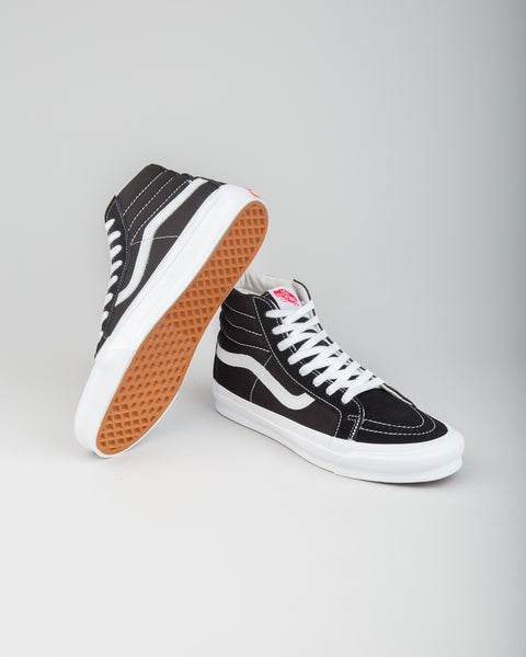 OG SK8-HI LX Black/True White