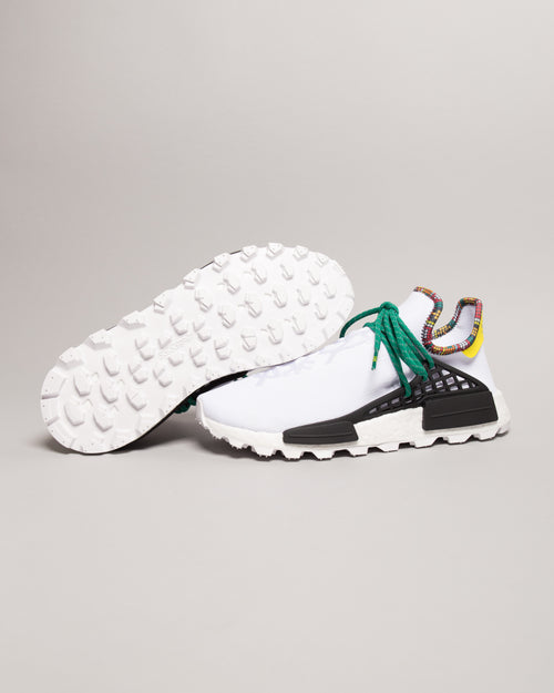 Pharrell Williams HU NMD White/Green 2