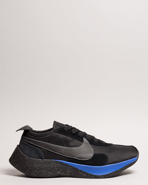 Moon Racer QS Black/Black/White/Racer Blue 1