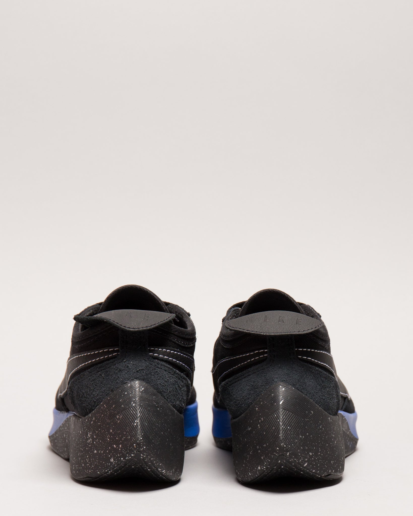 Moon Racer QS Black/Black/White/Racer Blue