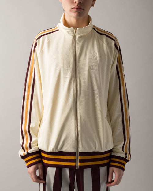 Eric Emanuel Warm Up Track Top White 1