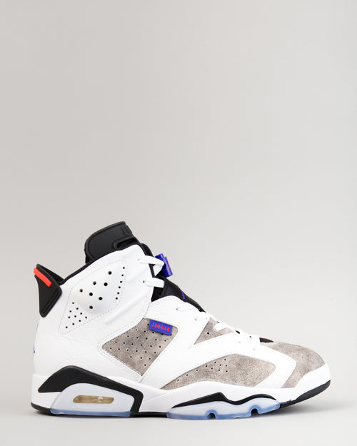 Air Jordan 6 Retro White/Dark Concord/Black 1