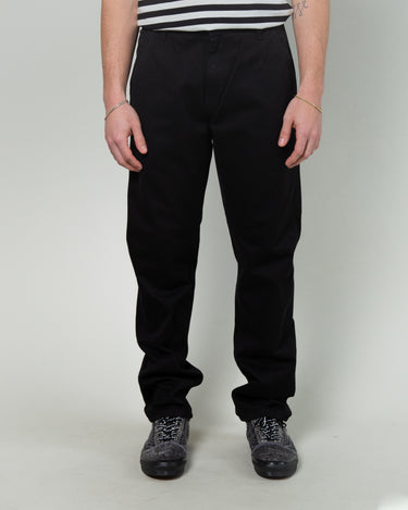 Ruck Single Knee Pant Black 1