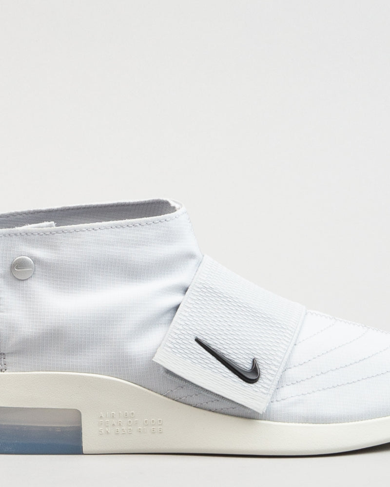 Air Fear of God Moc Strap Pure Platinum/Black/Sail