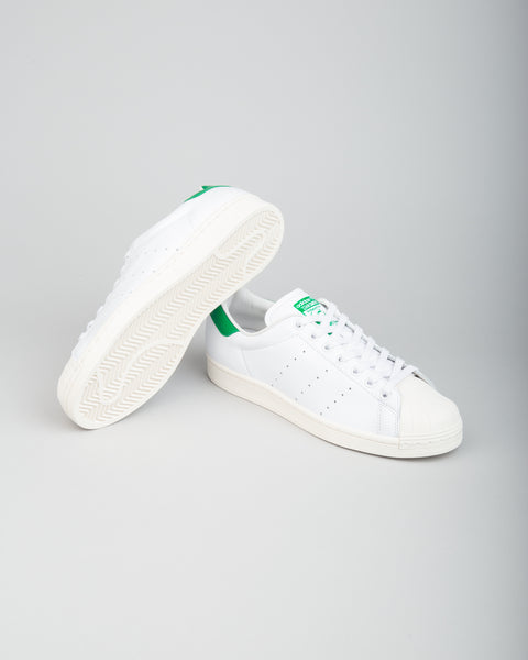 Superstan White/White/Green