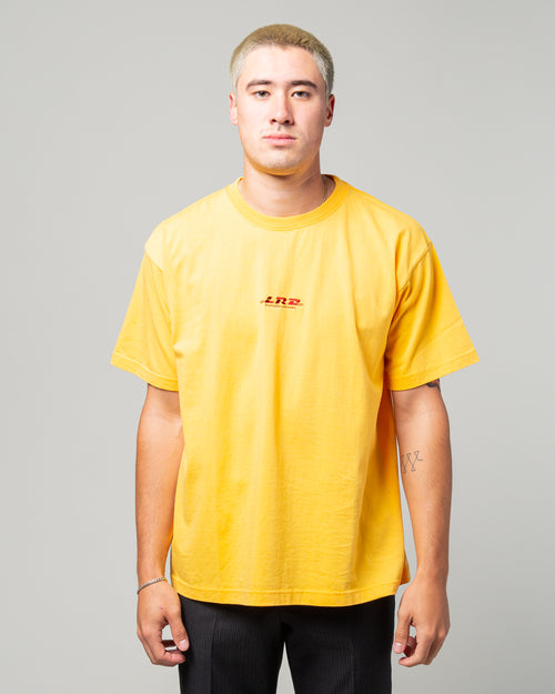 Logistics Tee Yellow 1
