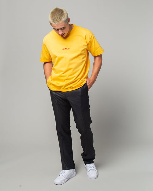 Logistics Tee Yellow 2