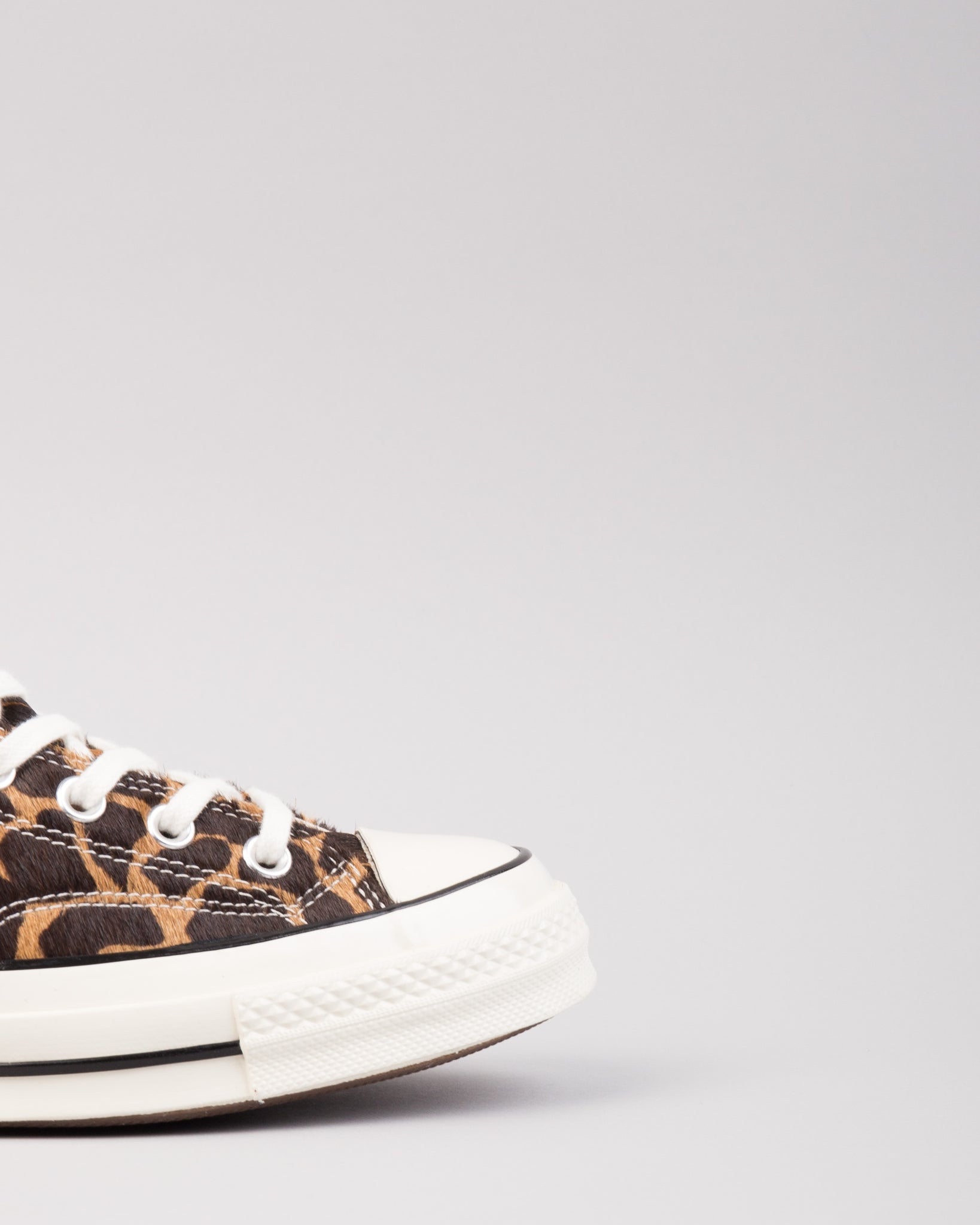 Chuck 70 HI Pony Brown/Tan/Egret