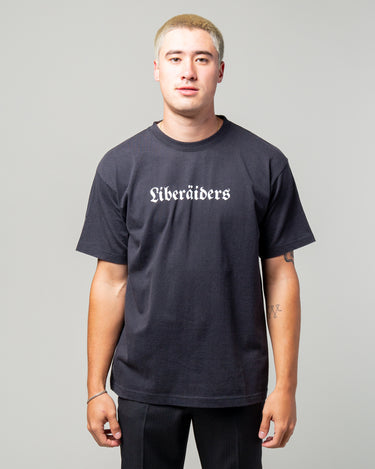 German Logo Tee Black 1