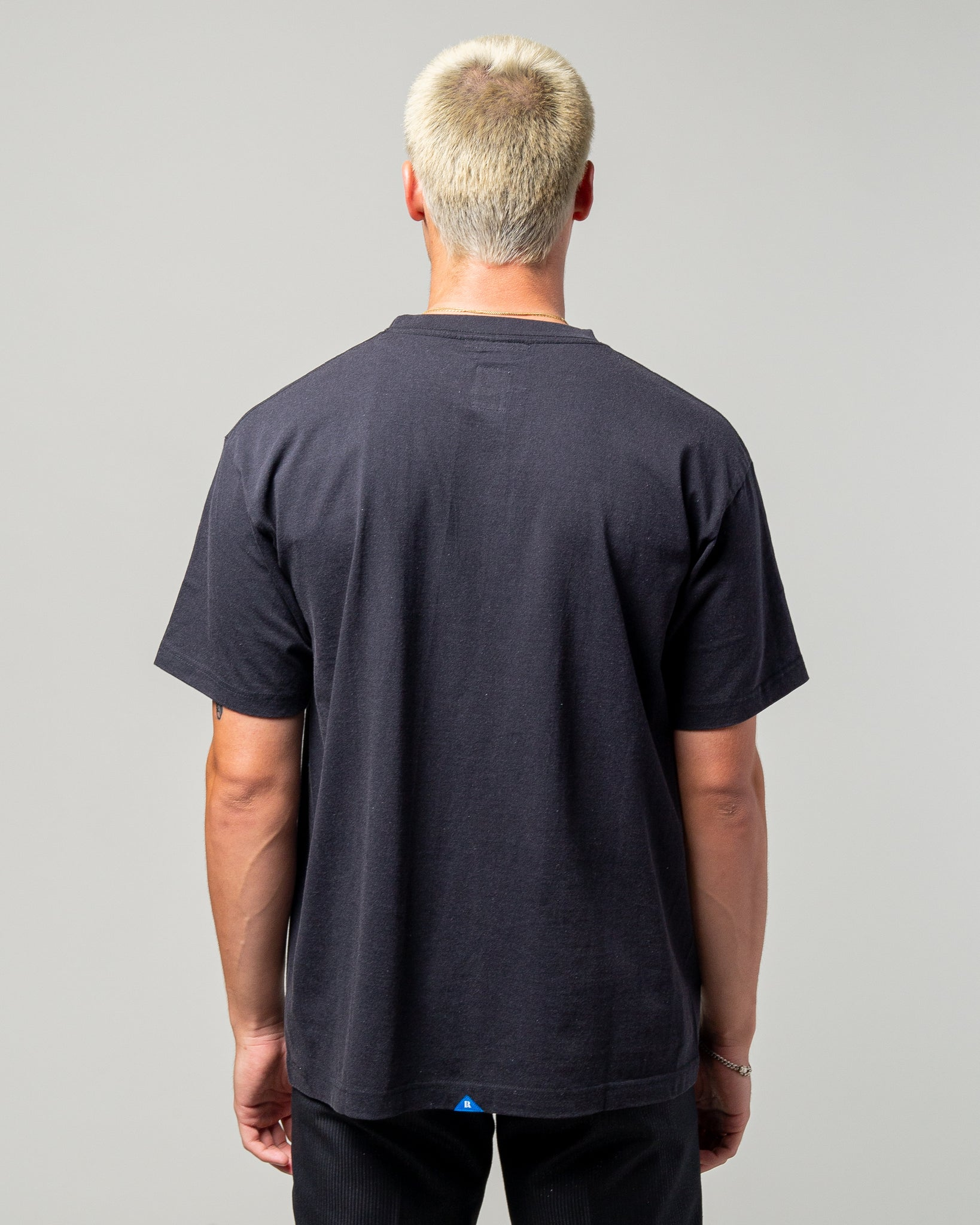 German Logo Tee Black