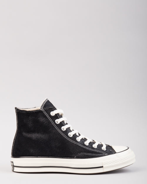 Chuck 70 HI Pony Black/Egret/Natural 1