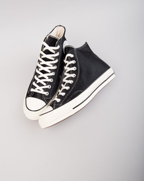 Chuck 70 HI Pony Black/Egret/Natural 2