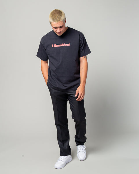 OG Logo Tee Black/Red