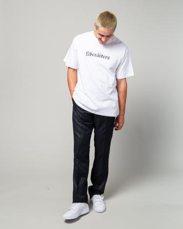 German Logo Tee White 2