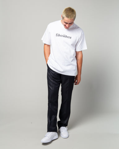 German Logo Tee White