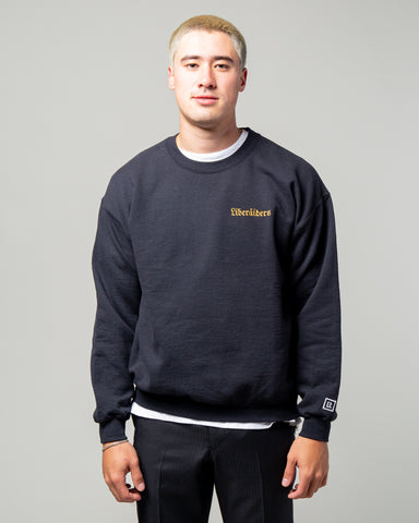 Quadriga Sweatshirt Black