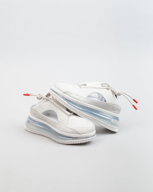Air Max FF 720 Summit White/Summit White/Light Bone 2