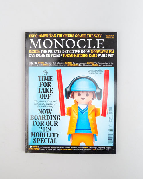 June 2019 Issue 124: Mobility Survey 1
