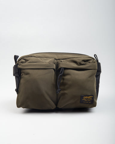 Military Hip Bag Cypress/Black