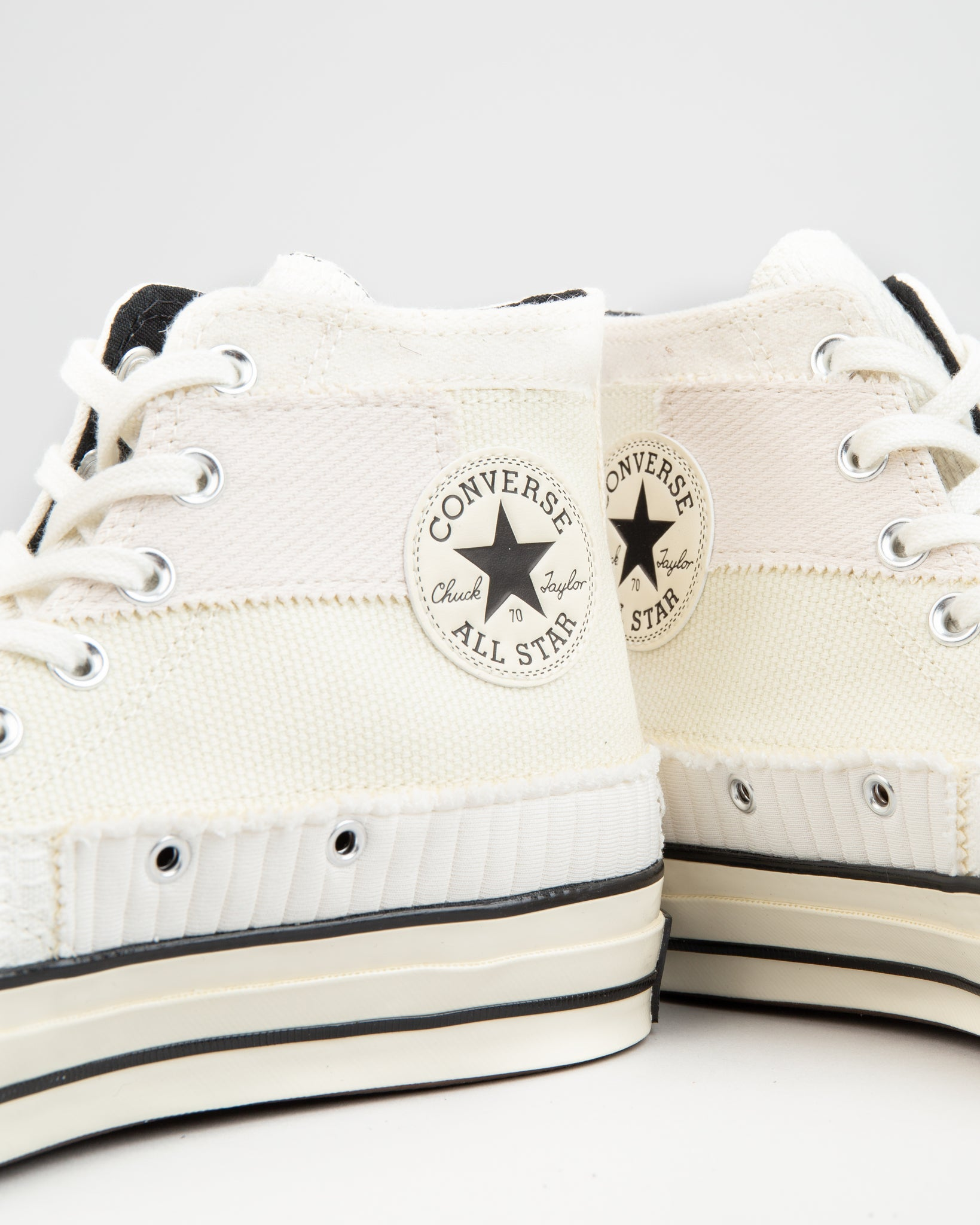 Mono Patchwork Chuck 70 HI Antique White