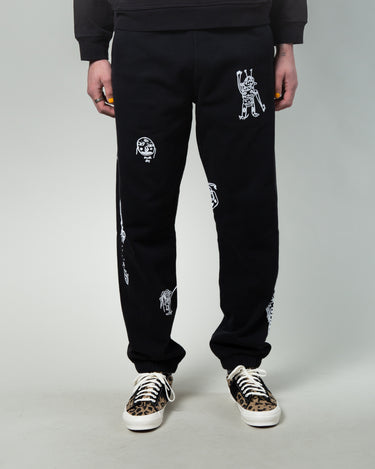 P&TY Sweatpant Black 1