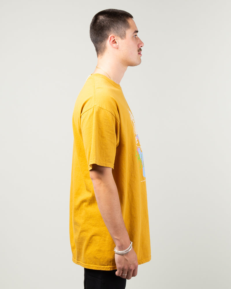 Cure Tee Yellow