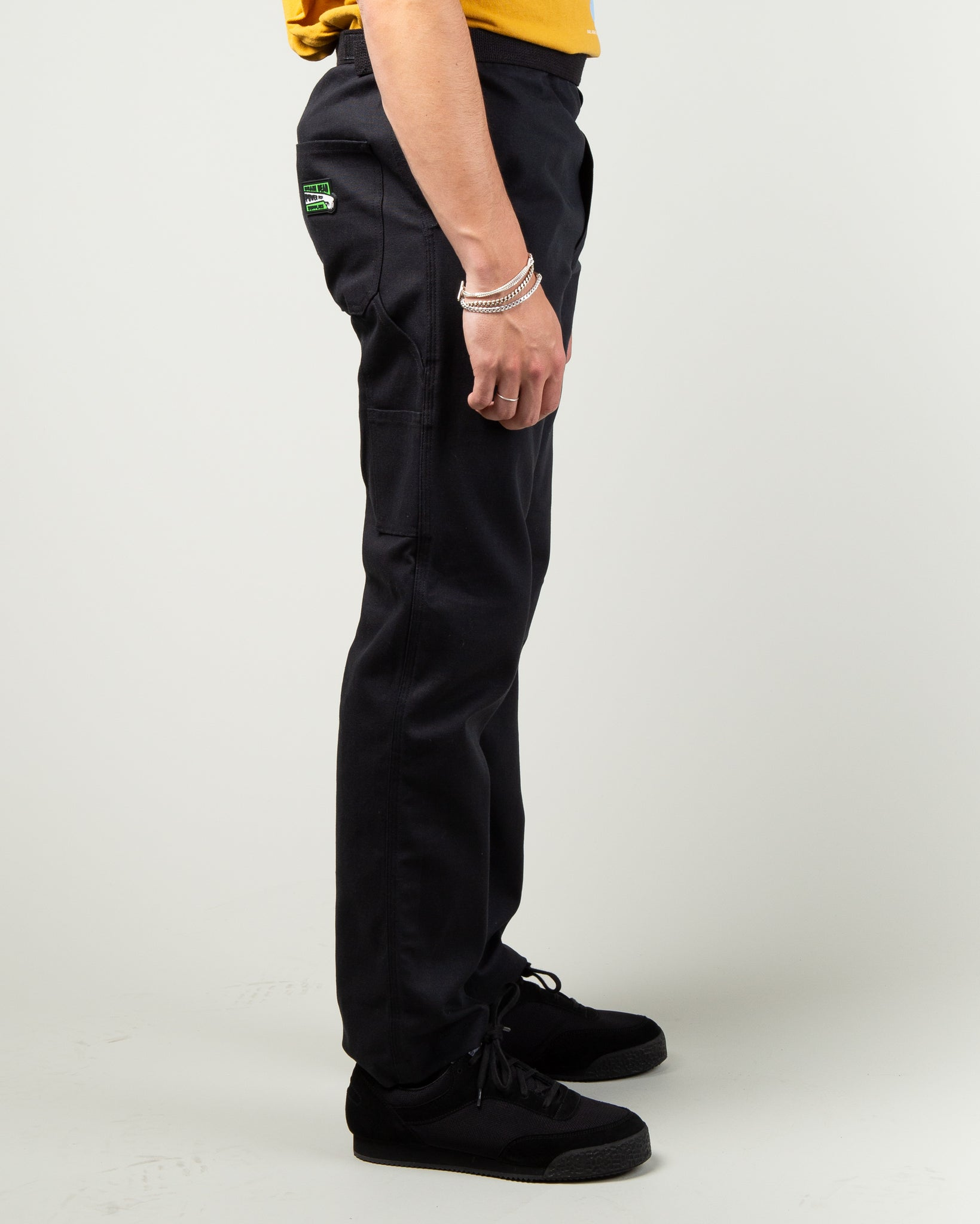 Carpenter Pant Black