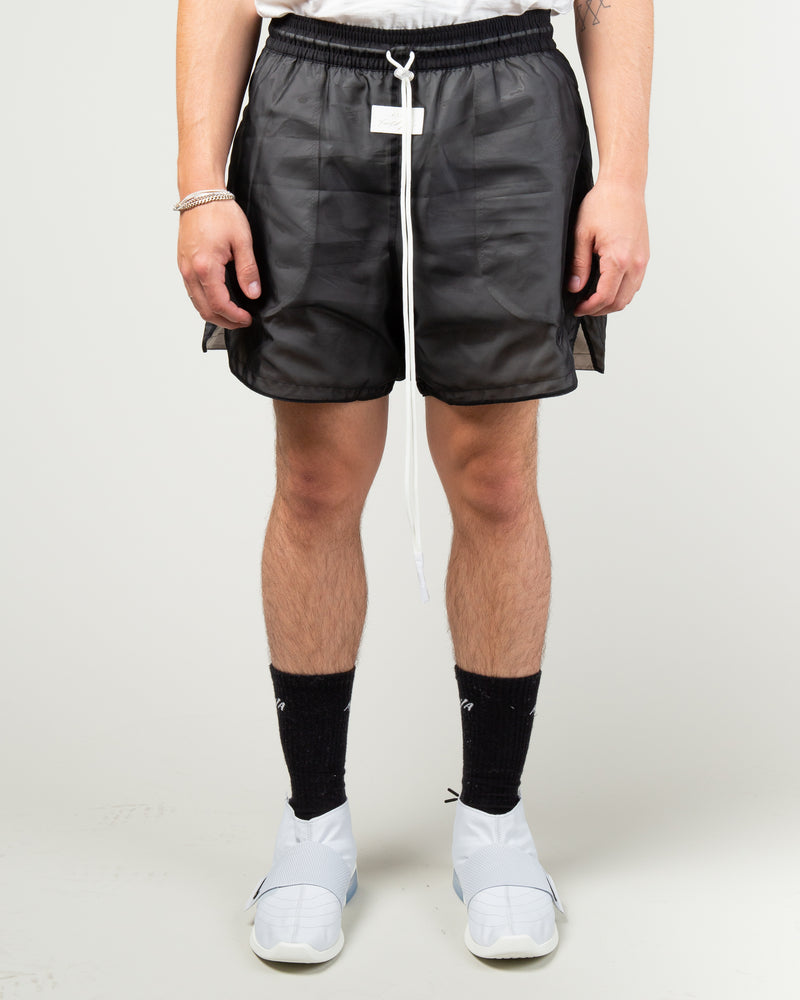 Fear of God Shorts Black/Light Bone/Sail